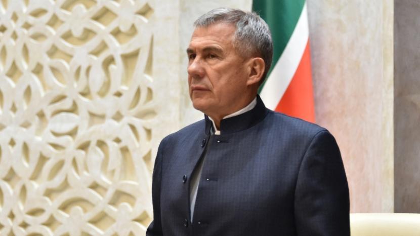 Рустам Минниханов ввел В Татарстане особый санитарный режим из-за коронавируса