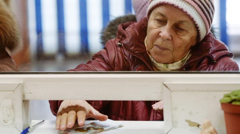 Конфискованные у коррупционеров деньги пустили на выплату пенсий россиян