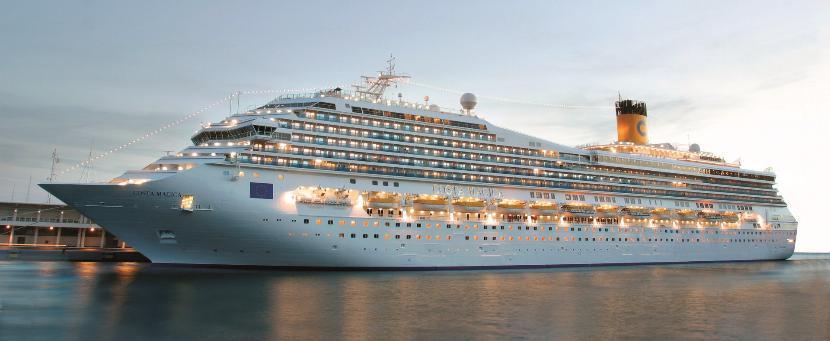 Круизный Лайнер с российскими туристами поставили на карантин в Карибском море