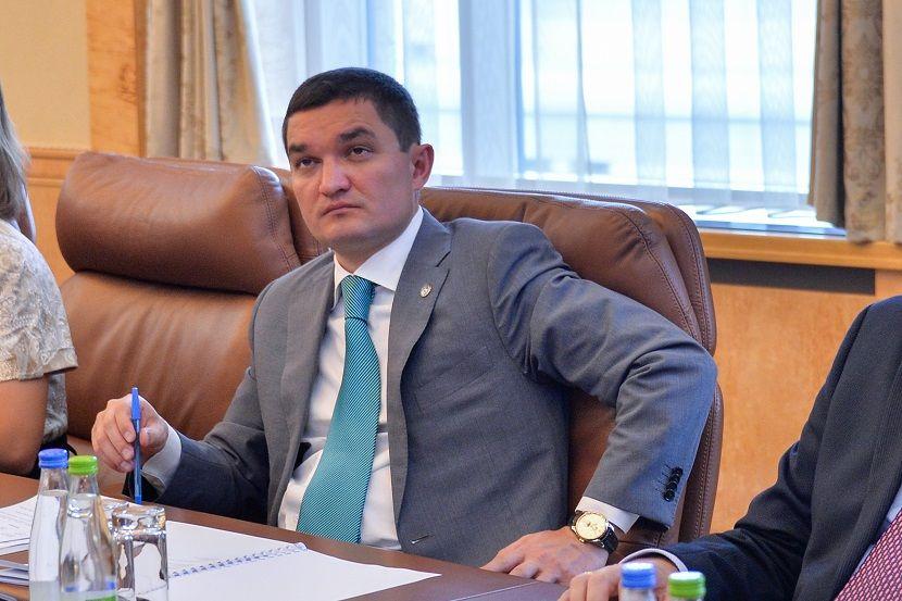 В Татарстане скоропостижно скончался Ирек Миннахметов, ему было 39 лет