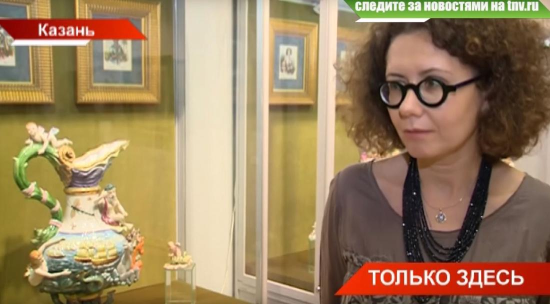 «Четыре стихии»: в Казани открылась выставка западноевропейского искусства