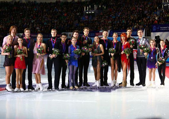 В Москве отменили ледовое шоу с участием Загитовой и Медведевой из-за коронавируса