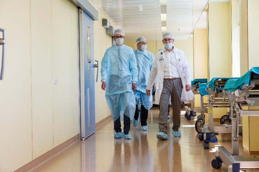 Минздрав РТ: в республике нет новых случаев госпитализации из-за коронавируса