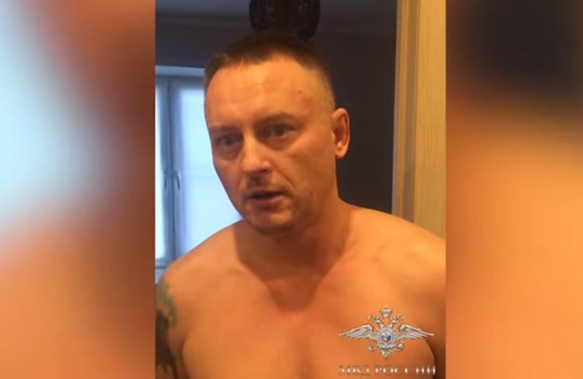 Полиция задержала мужчину, приехавшего в Казань вершить самосуд