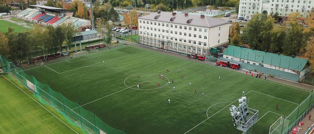 Академия ФК «Рубин» перешла на дистанционное обучение
