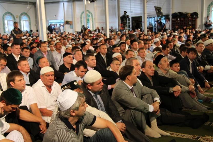 Из-за опасности коронавируса в мечетях Москвы отменили коллективные молитвы