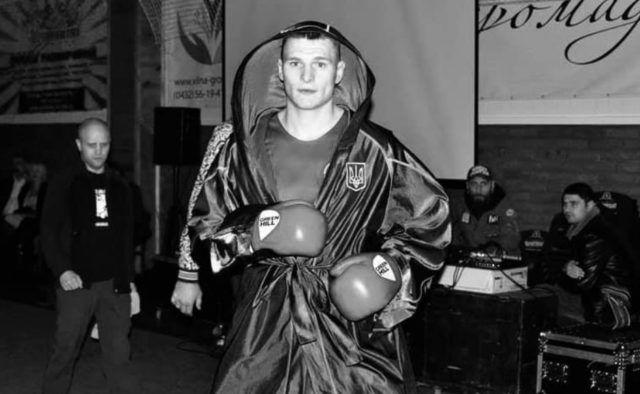 Известный украинский боксер Дмитрий Лисовой скончался в результате ДТП