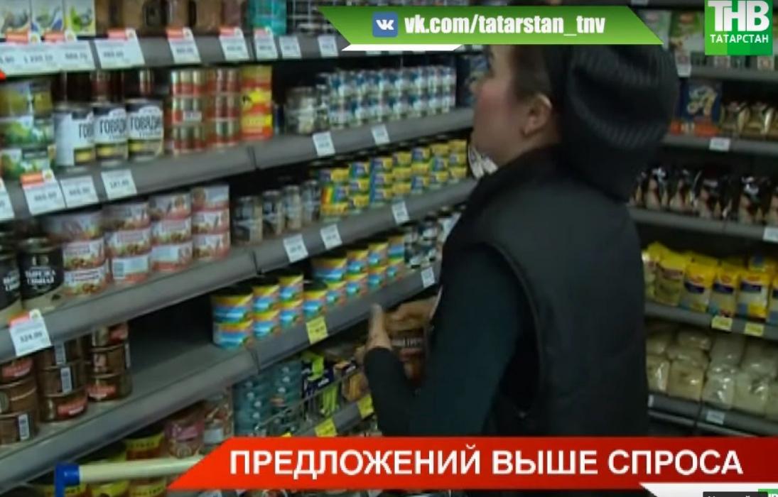 «Почем гречка»: торговые сети заявляют, что дефицита продуктов в Татарстане не ожидается
