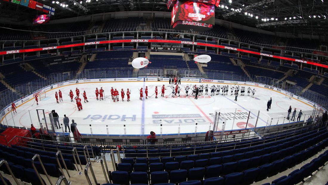 Чешское СМИ раскритиковало Россию за отказ отменить плей-офф КХЛ