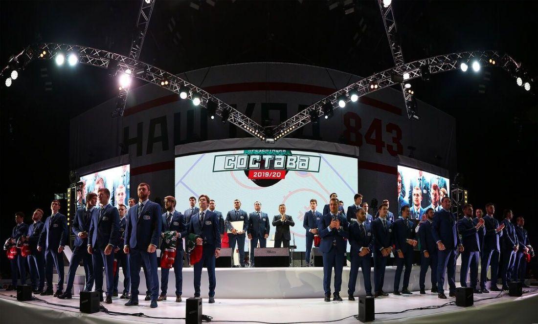 «Ак Барс» просит завершить сезон КХЛ без определения обладателя Кубка Гагарина