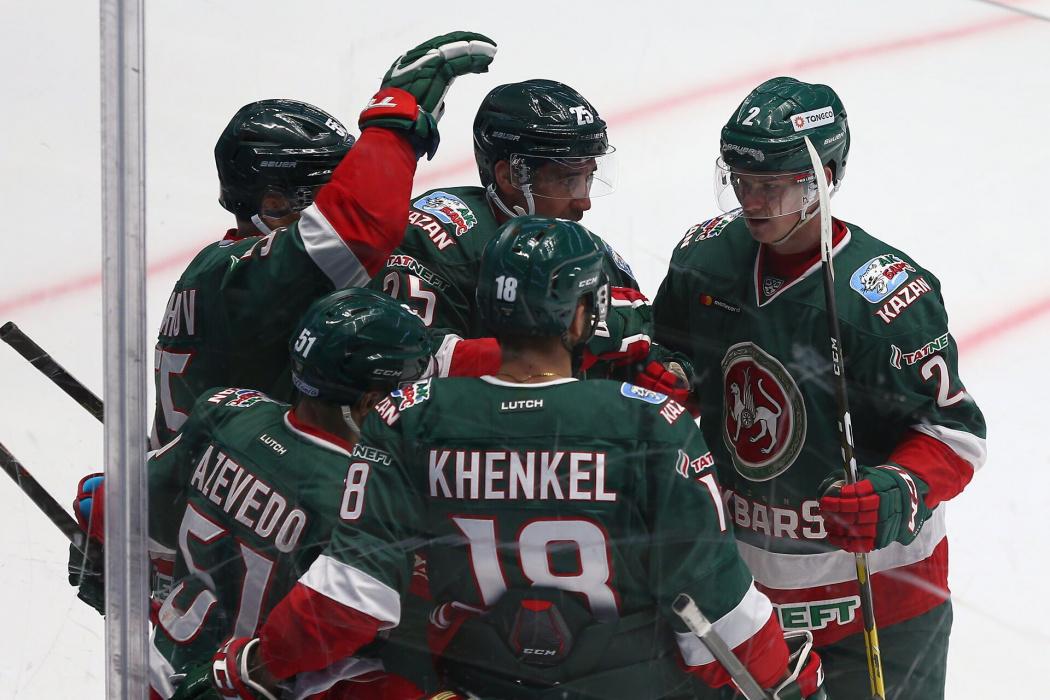 Первый раунд плей-офф КХЛ-2020 стал самым результативным за последние 3 сезона