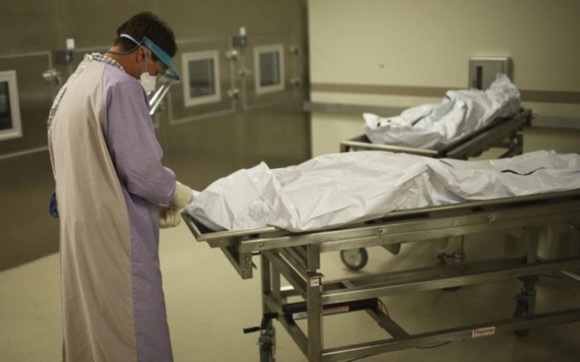 В Москве скончалась женщина с диагнозом коронавирус
