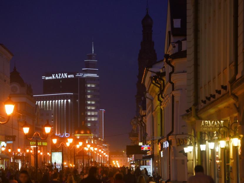 Репортер Regnum Дмитрий Ермаков назвал Казань пародией на Москву