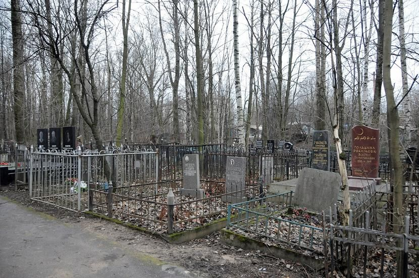 Одно из кладбищ Казани решили расширить на 169 квадратных метров
