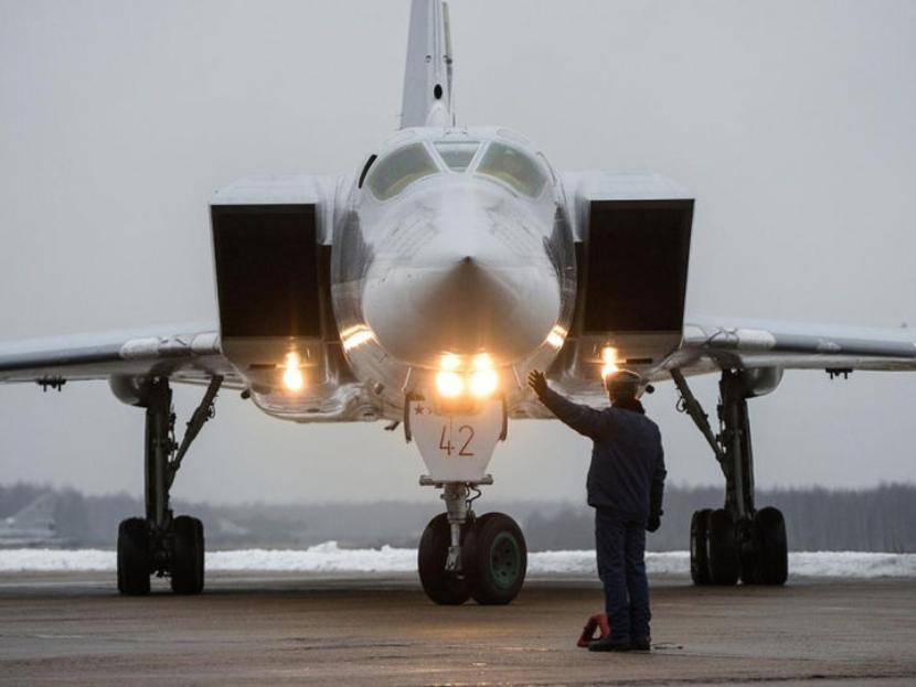 В Казани прошли испытания второго опытного образца ракетоносца Ту-22М3М