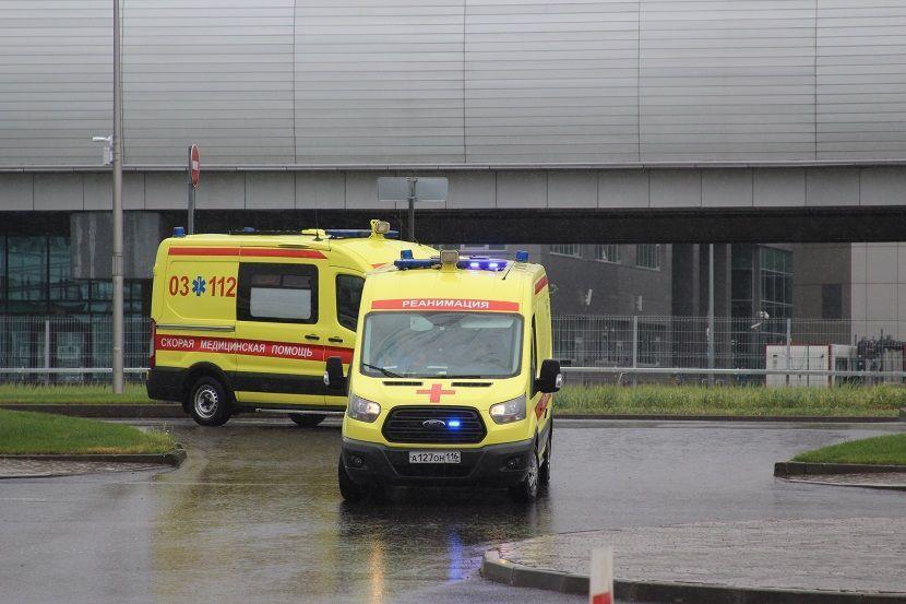 Житель Казани погиб в лобовом столкновении с пассажирским автобусом – видео