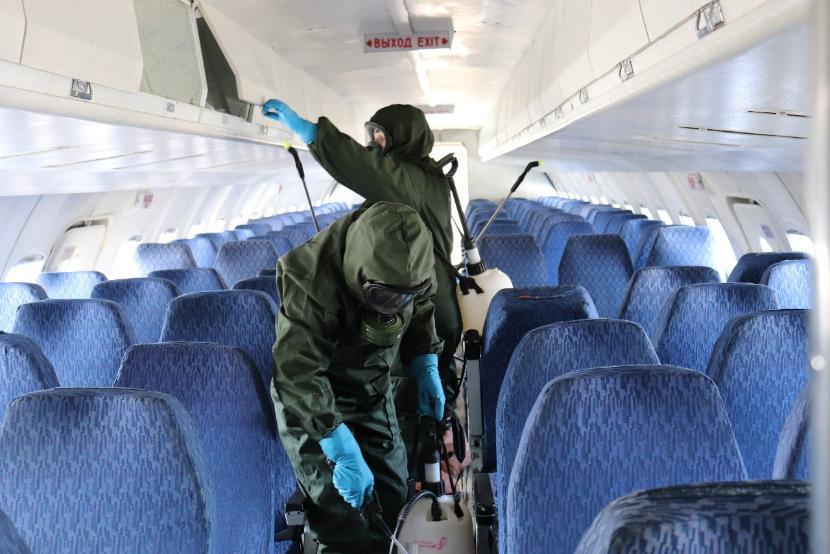 Опубликованы номера рейсов, на которых в Казань прибыли больные коронавирусом