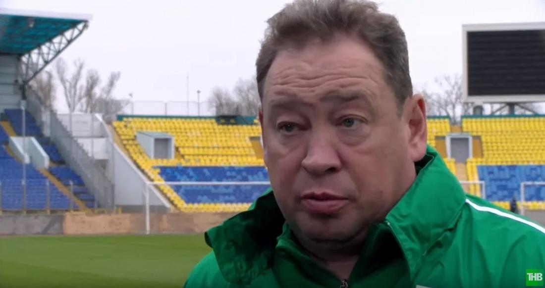 Слуцкий назвал Дзюбу лучшим игроком РПЛ