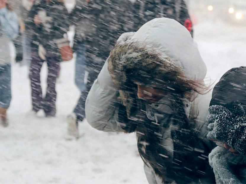 МЧС: в ближайшие сутки в Татарстане ожидается метель