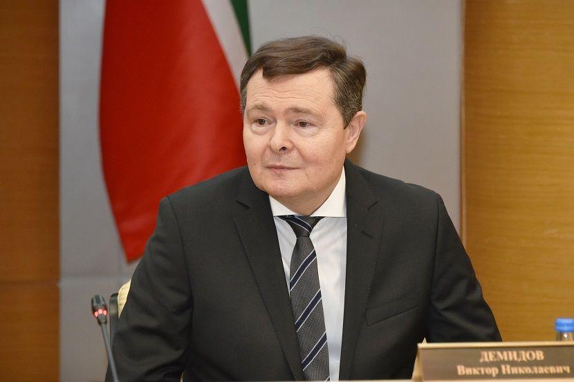 Должность главного федерального инспектора по Татарстану занял Виктор Демидов