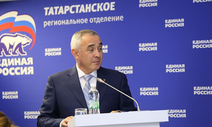 Должность Андрея Кондратьева в «Единой России» временно занял Марат Самигуллин