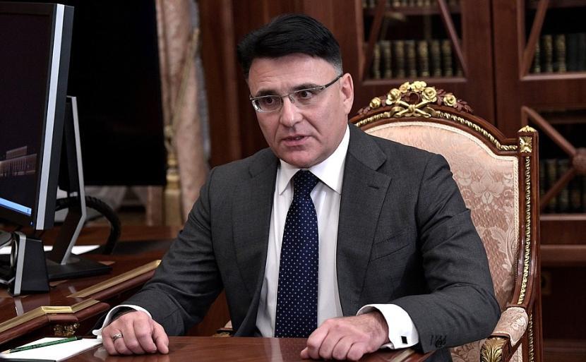 Александр Жаров освобожден от должности главы Роскомнадзора