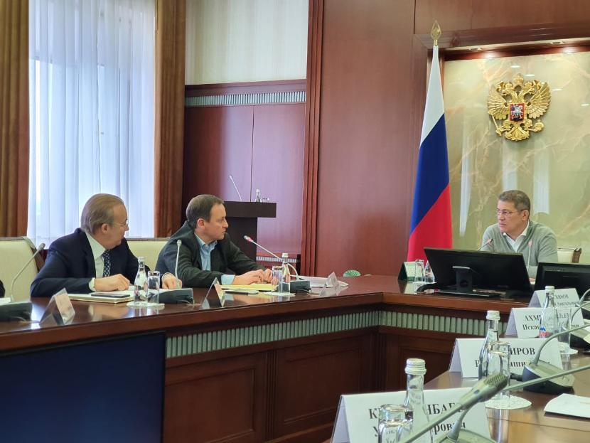 Глава Башкирии сообщил о трех случаях заболевания Covid19, выявленных в республике