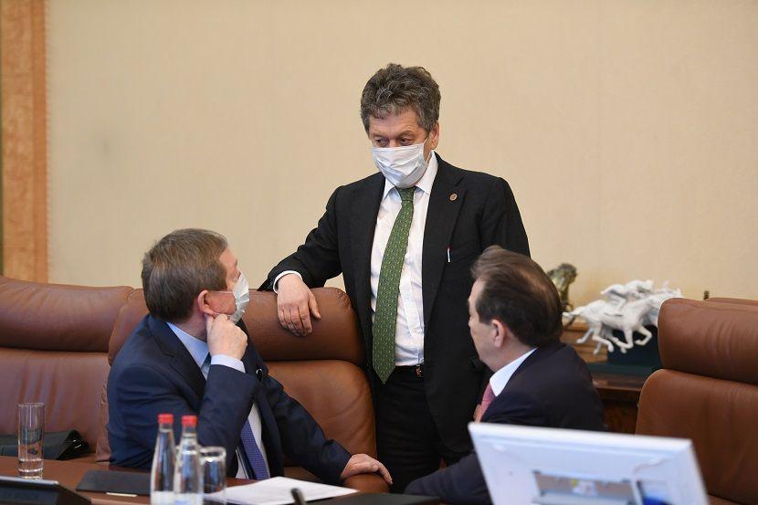 Очередное заседание совета директоров «Татнефти» прошло в масках