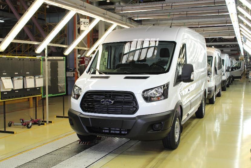 Ford Sollers в Елабуге может остановить производство из-за снижения спроса