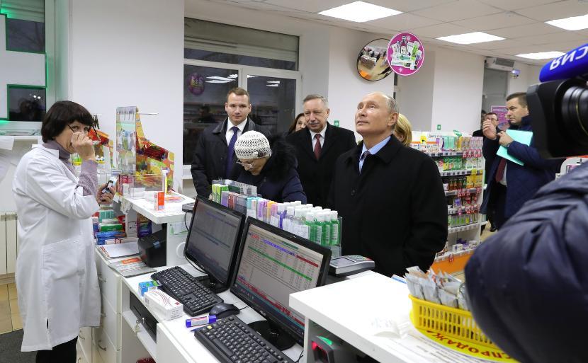 Россияне стали скупать презервативы и антидеприсанты