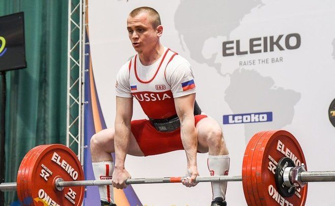 Бугульминец Махмуров стал третьим на чемпионата России по пауэрлифтингу