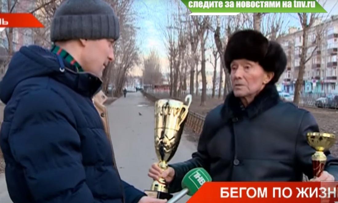 «Возраст - спорту не помеха»: ветераны лёгкой атлетики Татарстана вышли на новый уровень