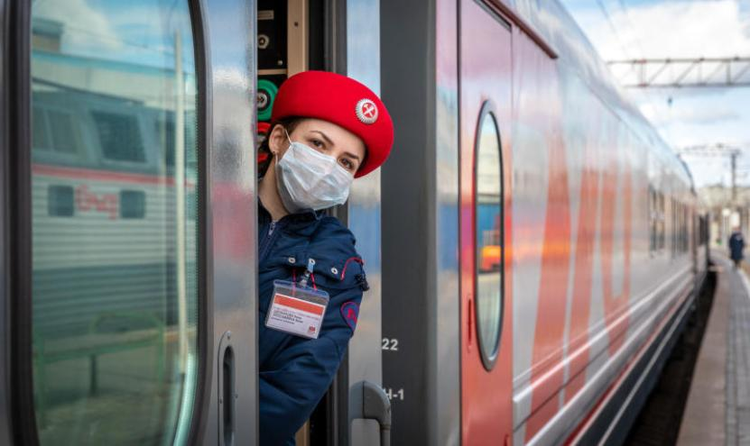 Из-за коронавируса РЖД отменит часть поездов до Казани