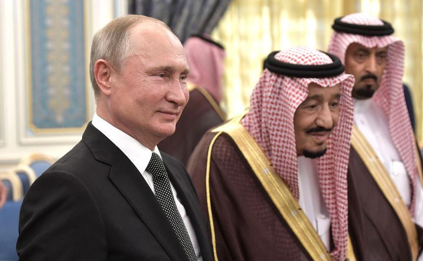 Россию признали самой устойчивой страной во время действующего нефтяного кризиса