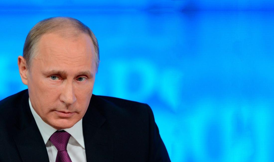 Владимир Путин обратился к россиянам - трансляция