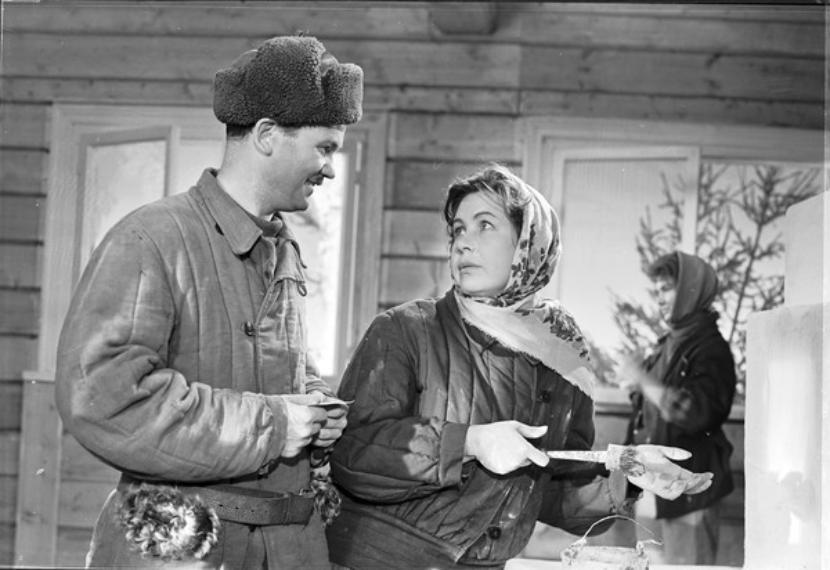 Звезда фильма «Девчата» Инна Макарова скончалась в возрасте 93 лет
