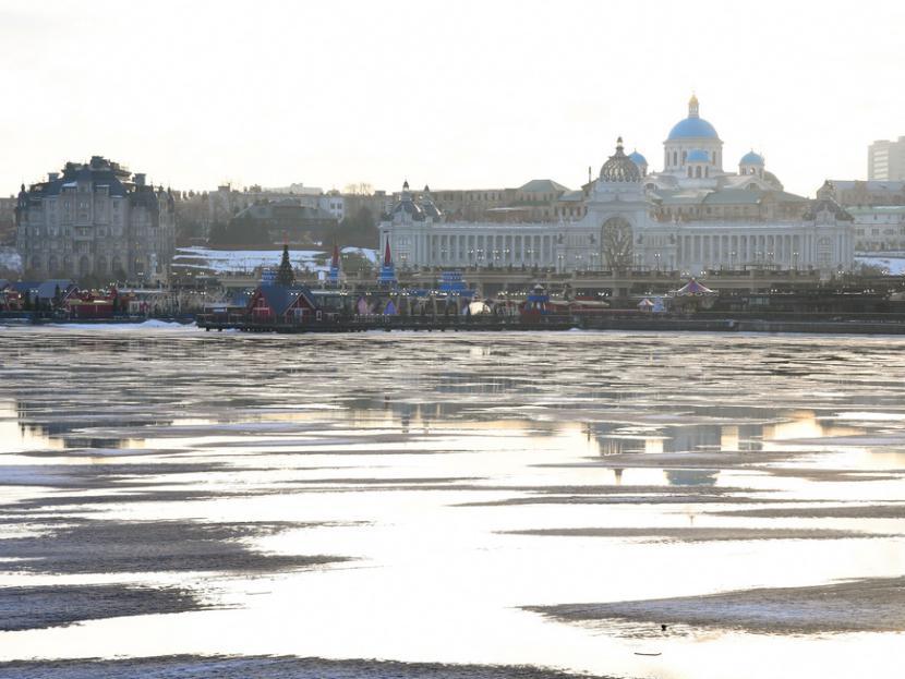 К концу недели в Татарстане воздух прогреется до 12 градусов тепла