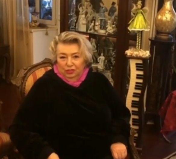 Татьяна Тарасова рассказала о своем 10-дневном карантине