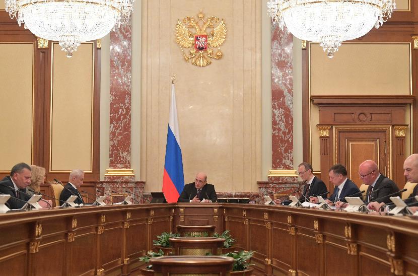 Правительство России подготовило закон, разрешающий ввод в стране режима ЧС