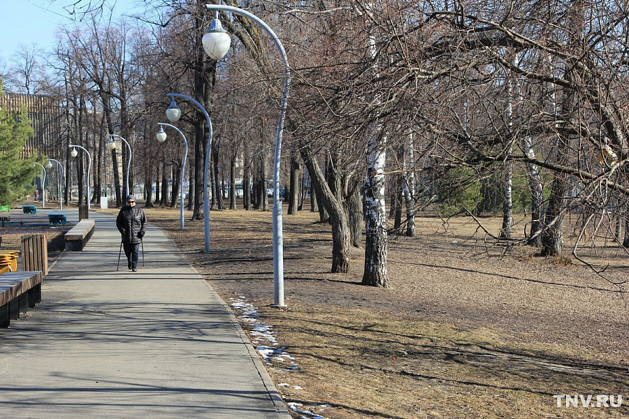 Парк ДК Химиков