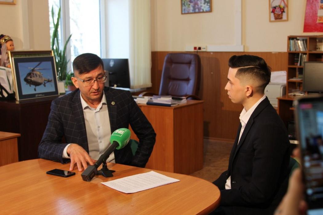 Данил Гыйниятов: «Журналистика – җәмгыятьнең көзгесе. Аңа үпкәләп булмый»
