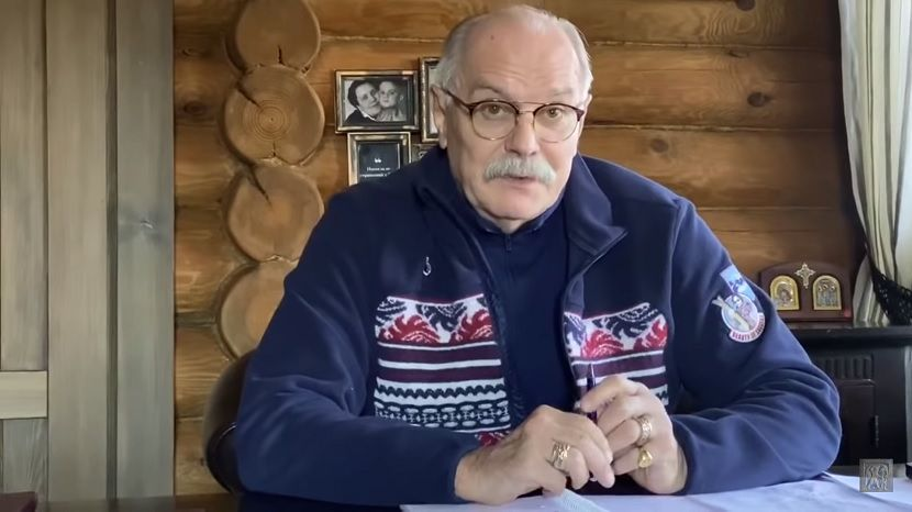 Авторскую передачу Михалкова сняли с эфира после упоминания планов о чипировании