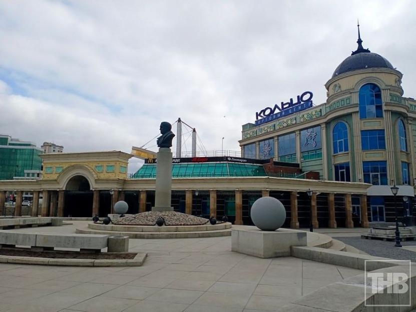 Торговые центры в Казани откроются в июле