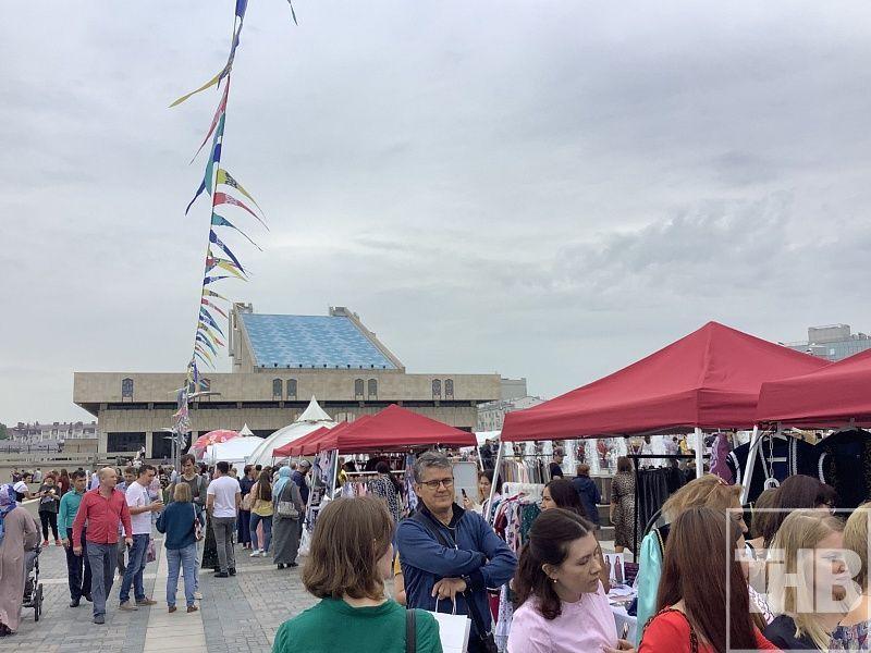«Главный праздник Татарстана»: что приготовили на торжества для жителей и гостей Казани – видео