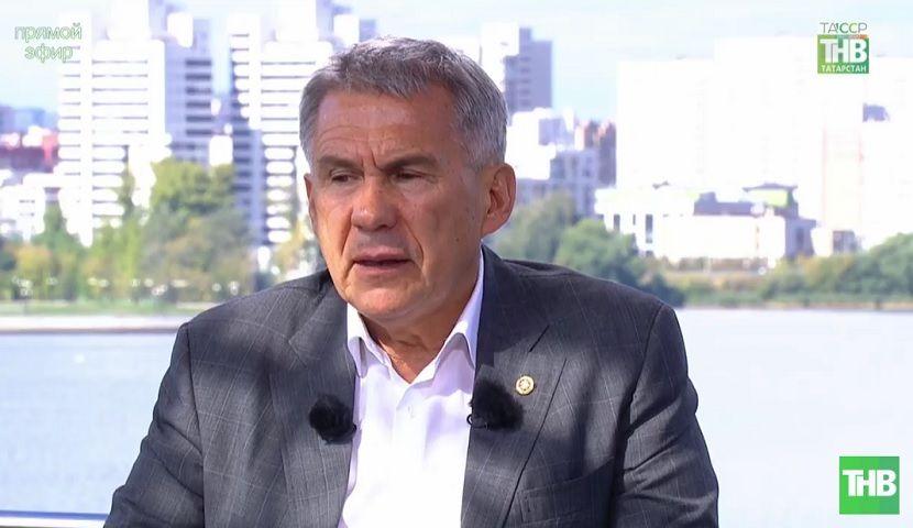 Минниханов рассказал, как Татарстан планирует распорядиться своей нефтью