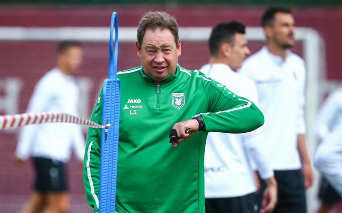 Леонид Слуцкий: «Шатов будет играть намного лучше, никаких сомнений»