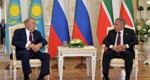 Назарбаев и Татарстан: хроники визитов, цифры и факты сотрудничества