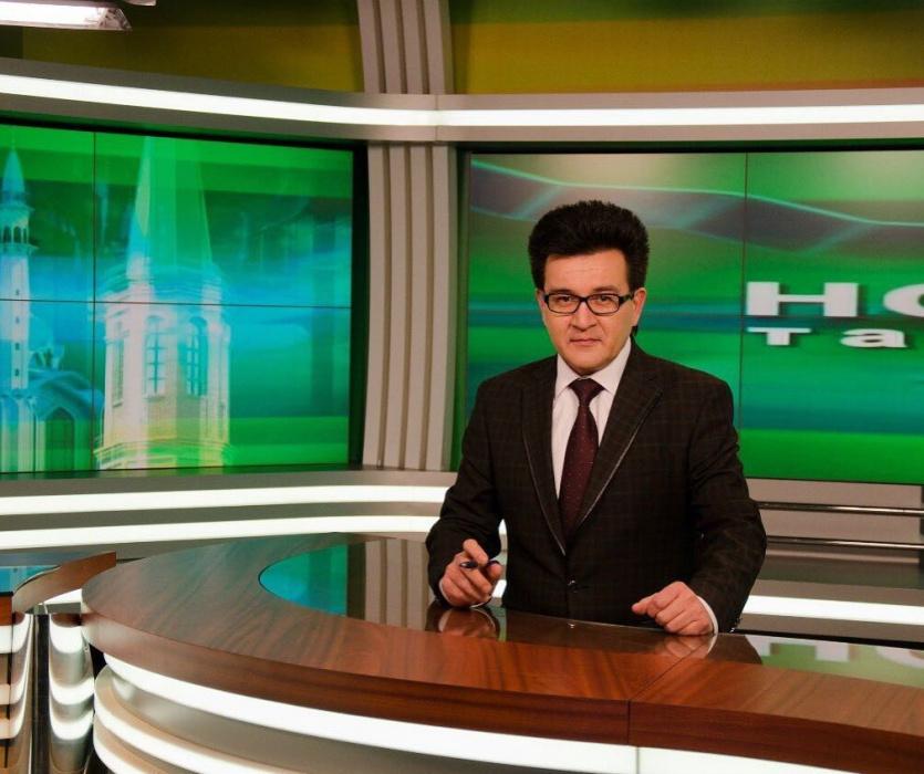 Ушел из жизни легенда татарского телевидения Ильфат Абдрахманов