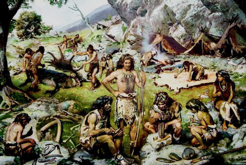 Пять видов Homo вымерли из-за изменений климата