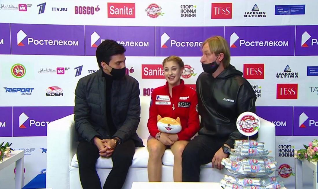 С Плющенко, без трикселя и с «дешевой» программой: куда «сорвет крышу» Косторной в конце сезона